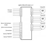 Модель: ЩУН-ПЛК-3ПЧ-Х-Х-X